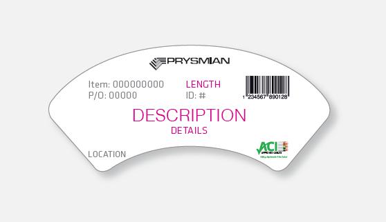label-description